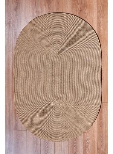 MarkaEv Nomad Jüt Halı 06 150*230cm Bej